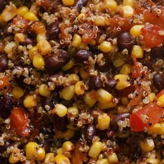 Southwestern-style Quinoa Salad Recipe by Tasty