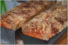 Yummy Food, Tasty, Pan Dulce, Banana Bread, Food And Drink, Cooking Recipes, Homemade, Meals, Cake