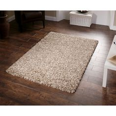 Shaggy-Teppich Dustin in Beige Zipcode Design Teppichgröße: Rechteck: 160 x 230 cm Cream Area Rug, Beige Area Rugs, Carpet Size, Thing 1, Red Rugs, Indoor Rugs, Rugs In Living Room, Cozy Living, Rugs