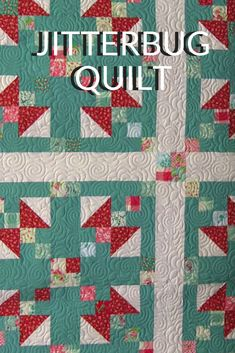 Jitterbug Quilt Tutorial