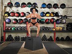 Dana Linn Bailey's total body blast workout