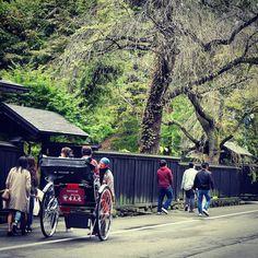 おはようございます #角館 #武家屋敷  #japan #akita #kakunodate Samurairesidence