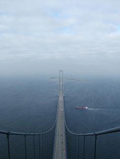 Great-Belt-Bridge, Denmark