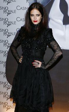 Eva Green Photos: Casino Royale - Paris Premiere