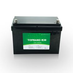 12V125Ah  TOPBAND LiFePO4 lithium battery