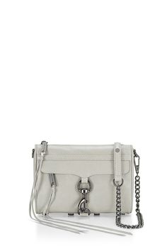 REBECCA MINKOFF Mini M.A.C. Crossbody. #rebeccaminkoff #bags #shoulder bags #crossbody #