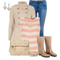 """""""Light colors"""" by emzirich on Polyvore"""