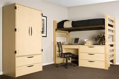 Dorm room furniture ideas dorm room storage ideas furniture bed designs in cozy dorm room furniture Cozy Dorm Room, Dorm Room Storage, Room Organization, Dorm Furniture, Furniture Packages, Furniture Ideas, Wooden Furniture, Modern Country, Apartment Desk