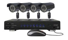 cara setting: Cara Setting DVR H.264 Ke Internet Mudah