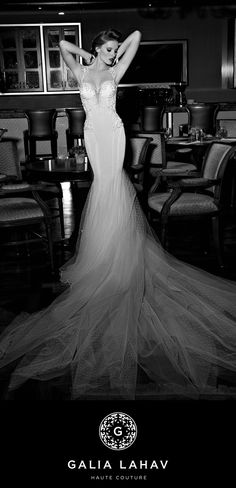 Tiffany Bridal Gown By Galia Lahav