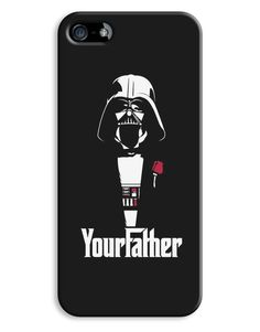 Starwars Star Wars Darth Vader Godfather Your Father Case for iPhone 5 5/S | eBay