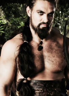 Jason Momoa, Game of Thrones He was my favorite.