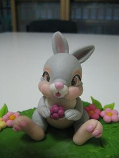 *SORRY, no information as to product used ~ bunny