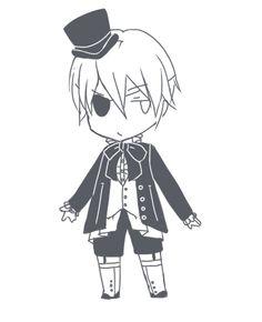 black butler Ciel gif