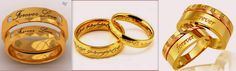Express your love in style .... Love Bands & Wedding/Engagement Rings from LUXMY GOLD HIUSE