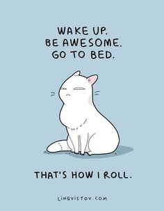 Everyone should always strive to be as awesome as a cat. (scheduled via http://www.tailwindapp.com?utm_source=pinterest&utm_medium=twpin)