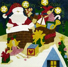 Sue Garman: The Night Before Christmas ...