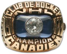 Montreal Canadiens - 1977 Stanley Cup Ring
