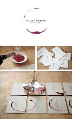 Mylene Poisson - Creative Business Card