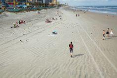 Beach, Daytona Beach, FL, February, 2014