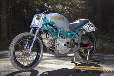 Ducati Monster Street Tracker By Behind Bars Customs