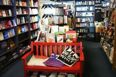 Bookseller Crow, London