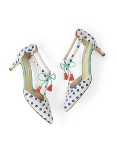 Five shoes of the season - Boden Alice Mid High Heel