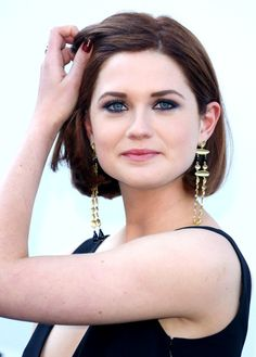 Bonnie Wright - Harry Potter actress turned director...Another Potter girl who grew up to be a ravishing beauty.