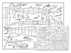 bf109E - plan thumbnail
