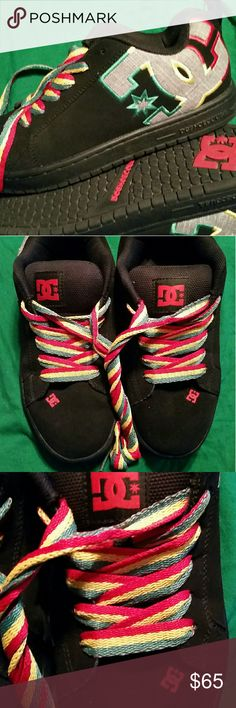 Bob Marley DC shoes Brand new pair of Bob Marley DC shoes ordered online  and got the wrong size for my son and waited too late to get a refund in men  ... eb2b981df24ed