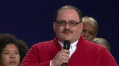 This morning, the pundits will natter on and on about who won the presidential debate. But we think we can safely delivered the verdict: Ken Bone
