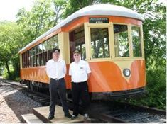Keep the Trolley Museum of New York plugging along by showing your support here!