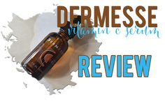 Vitamin C Serum: Dermesse Vitamin C Serum Review Vitamin C Serum Reviews, Vitamins, Vitamin D