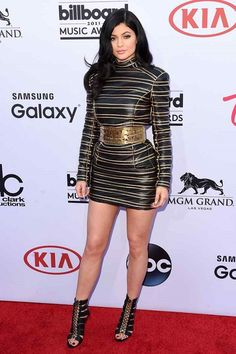 Kylie Jenner Height, Bra Size Body Measurements