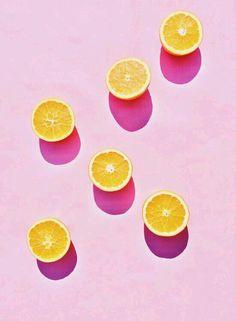 Orange! Pink!