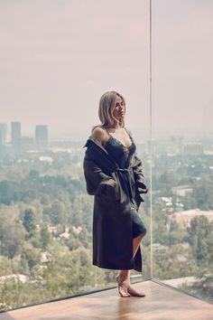 Khloé Kardashian Like You've Never Seen Her: see her full fashion shoot with Harper's Bazaar here.