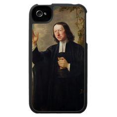 Portrait of John Wesley, c.1766 Iphone 4 Cover by bridgemanart