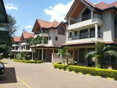 4 bedroom Townhouse to rent in Lavington for Ksh 270000 with web reference 101678101 - Property 24 Kenya