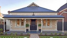 Related image Stone Houses, Facade House, Barns, Cottages, Gazebo, Farmhouse, Outdoor Structures, Mansions, House Styles
