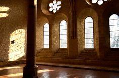 Abbaye de Noirlac - Réfectoire