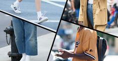 14 Totally Normcore Street-Style Looks From Fashion Week