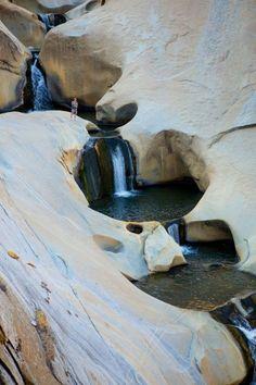 Seven Teacups Sierra Nevada Mountains, Californica