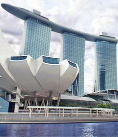 Amazing ArtScience Museum, Singapore | Read More Info