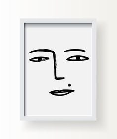 Impression de visage