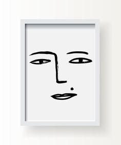 Face Print | Merrilee Liddiard