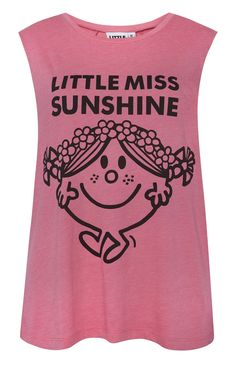 Primark - Little Miss Sunshine T-Shirt