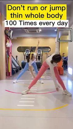 Body Weight Leg Workout, Full Body Gym Workout, Gym Workout Videos, Gym Workout For Beginners, Fitness Workout For Women, Sport Fitness, Yoga Fitness, Gym Workouts, Gymnastics Workout