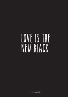 A6 | Love is the new black