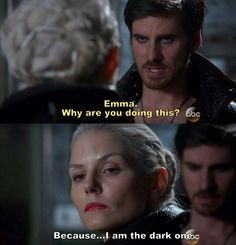 Once Upon a Time S05E01 - Hook and Dark  Swan