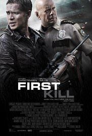 First Kill (2017) - #123movies, #HDmovie, #topmovie, #fullmovie, #hdvix, #movie720pA Wall Street broker is forced to evade a police chief investigating a bank robbery as he attempts to recover the stolen money in exchange for his son's life.
